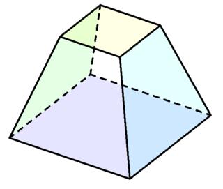 Drawn pyramid rectangular Image rectangular description Draw Stack