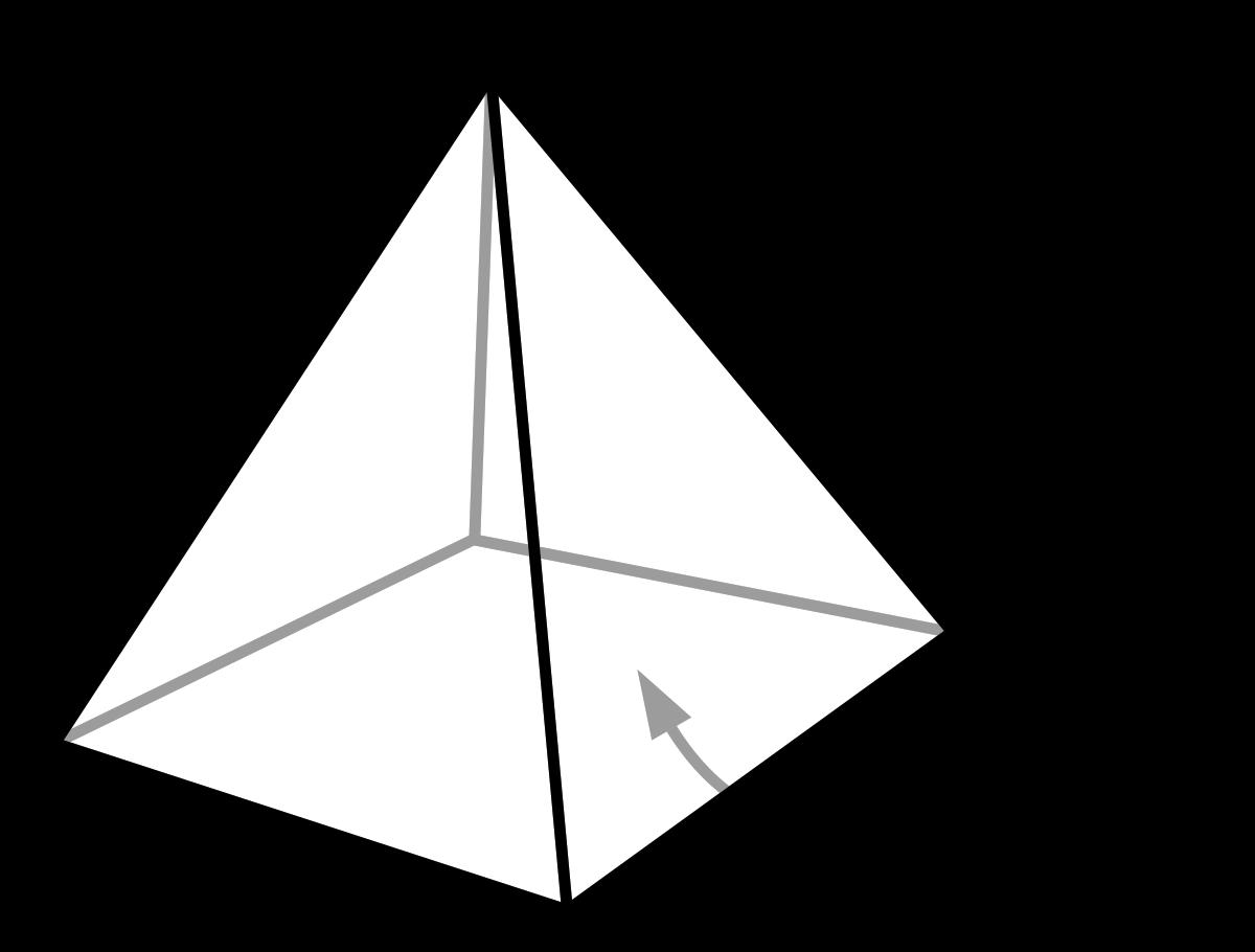 Drawn pyramid right (geometry)  Pyramid Wikipedia