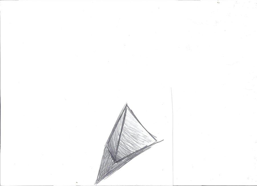 Drawn pyramid shaded DeviantArt nightassassin480 by by Pyramid