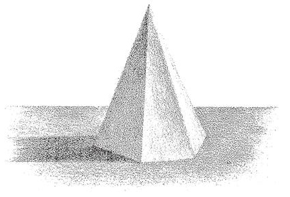 Drawn pyramid shaded Graduations Shaded Adding 35 to