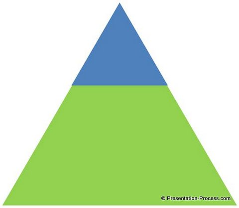Drawn pyramid simple Simple Step 1 Structure Pyramid