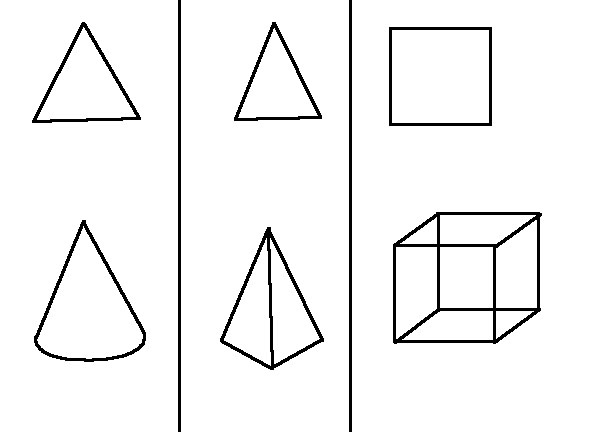 Drawn pyramid simple Into Trenkamp's a To Drawing