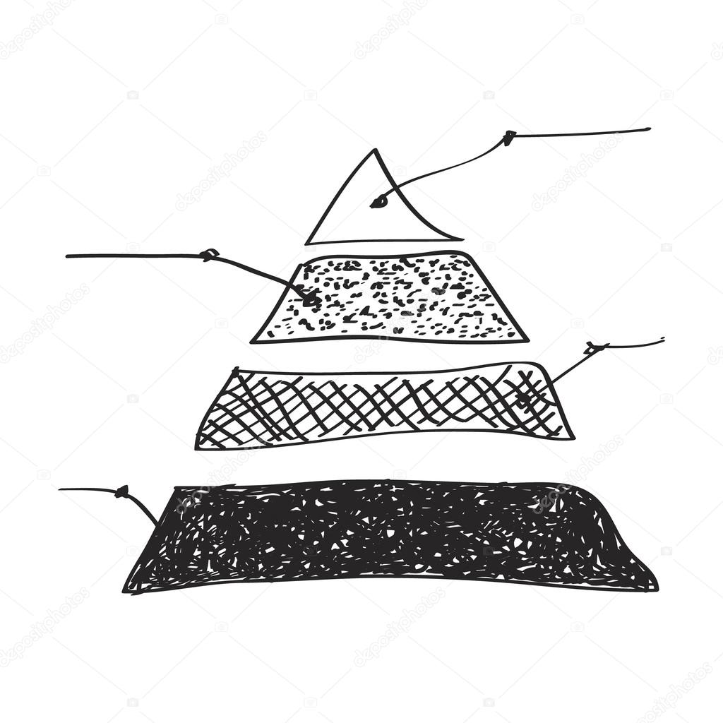 Drawn pyramid simple Simple Vector a Simple chrishall