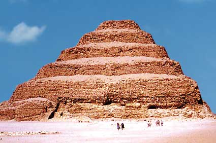Drawn pyramid step pyramid Djoser Step occurred Saqqara King