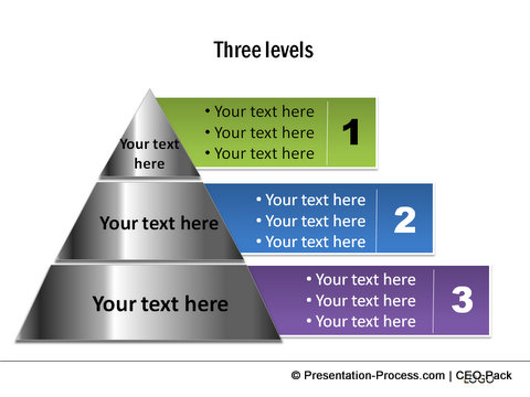 Drawn pyramid three 1 Tutorial Simple from Pyramid