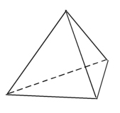 Drawn pyramid triangle Pathological causal or fourth allows