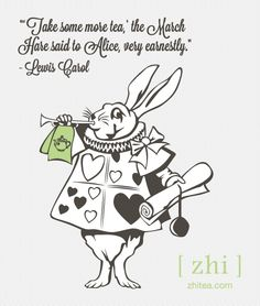 Drawn quote alice in wonderland Alice very of said the