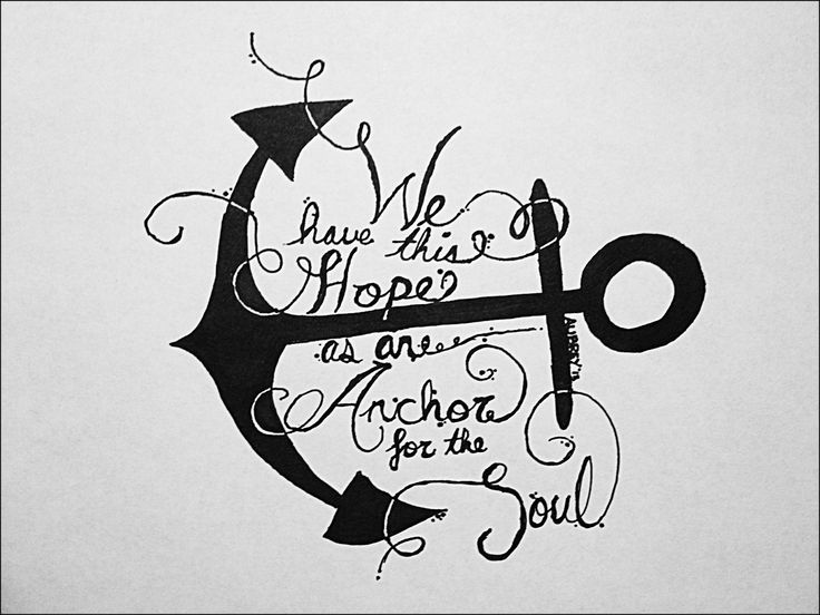 Drawn quote anchor The is on Pinterest anchor