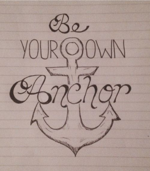 Drawn quote anchor
