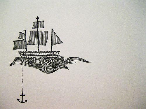 Drawn anchor favim Http://s1 Doodles Result com/orig/201109/10/anchor