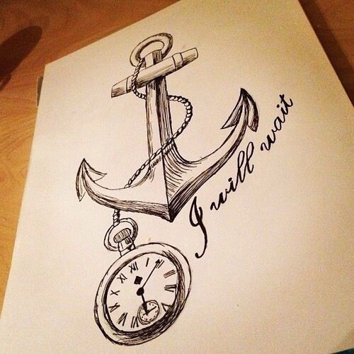 Drawn quote anchor Best watch art 46 images