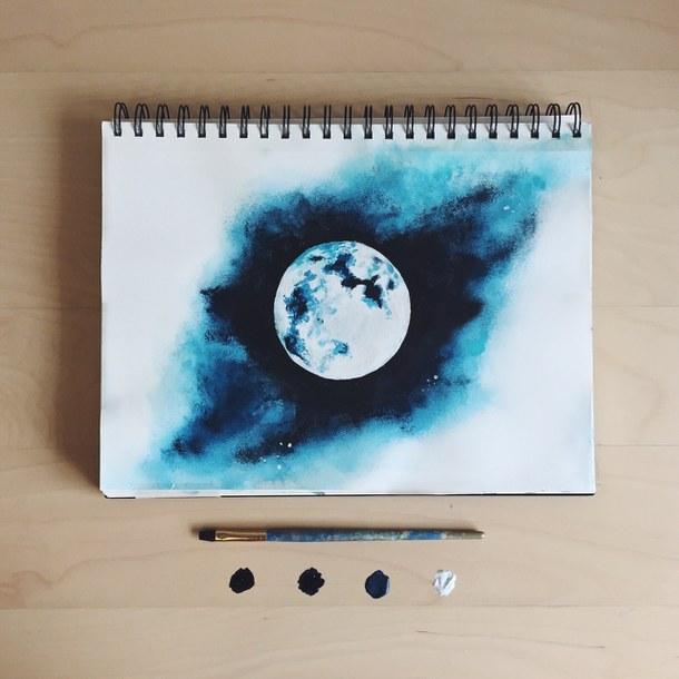 Drawn quote art tumblr Drawing Google galaxy Pinterest art