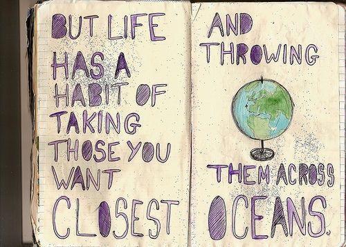 Drawn quote best friend And friendship Pinterest distance Best