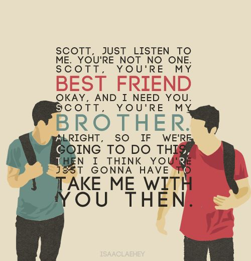 Drawn quote best friend Scene this during ideas on