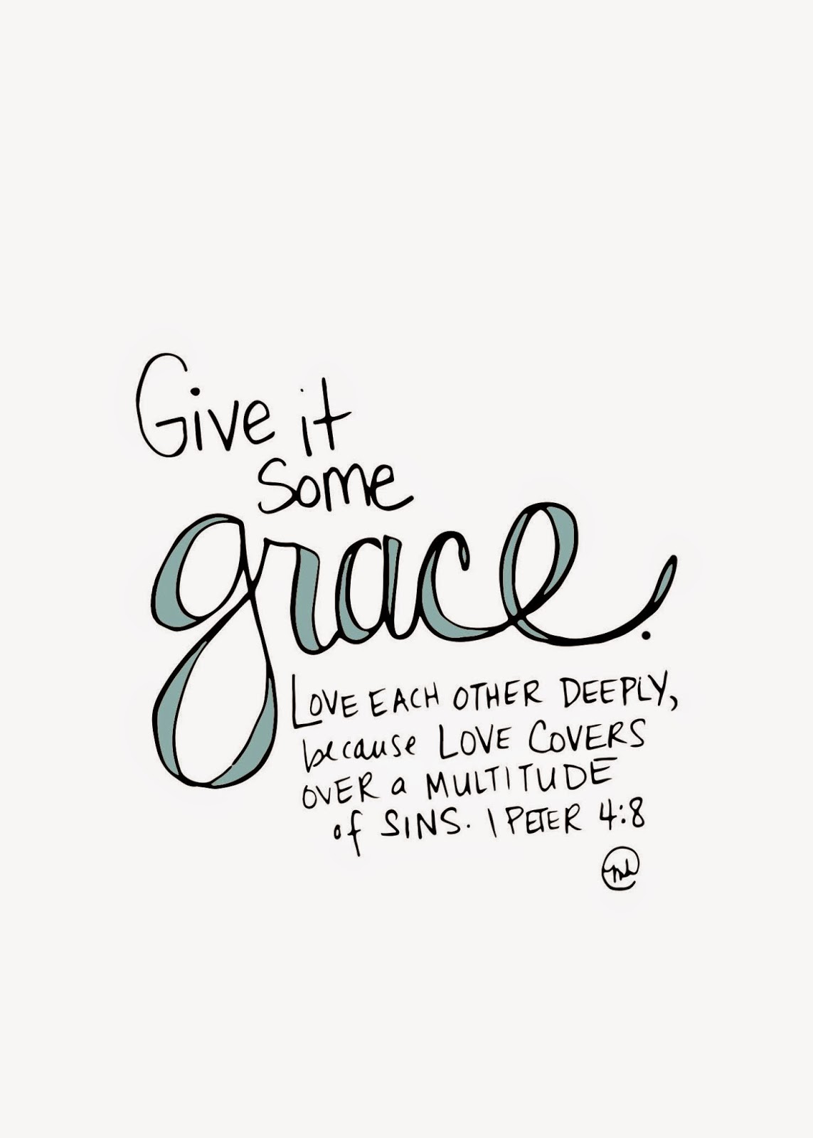 Drawn quote bible 1 verse drawn free Marydean