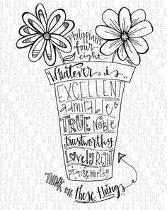 Drawn quote bible Pot scripture 4 Doodle throughout