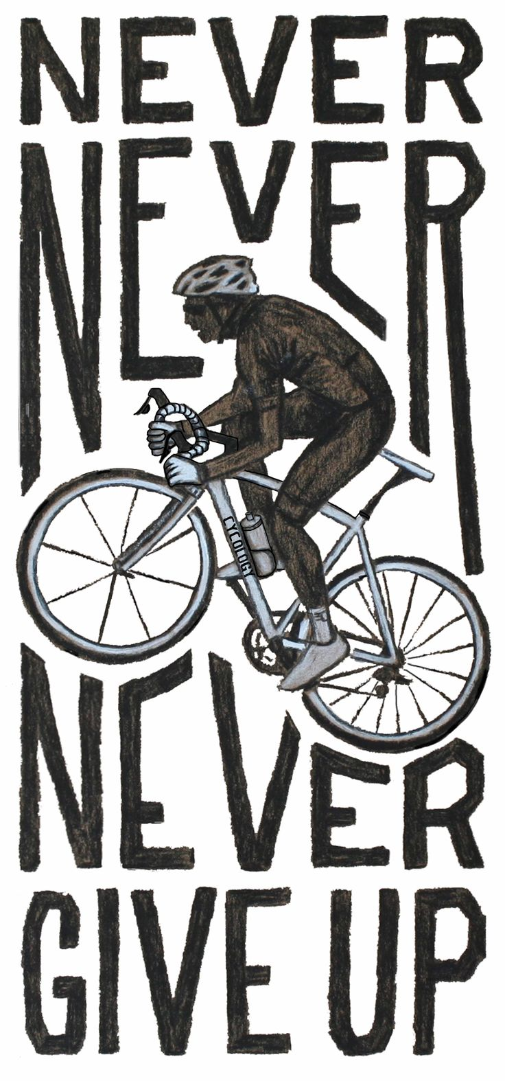 Drawn quote bike Ideas like drawing 25+ Bicycle