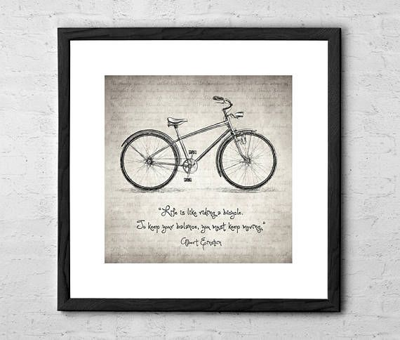 Drawn quote bike Bicycle  will you on