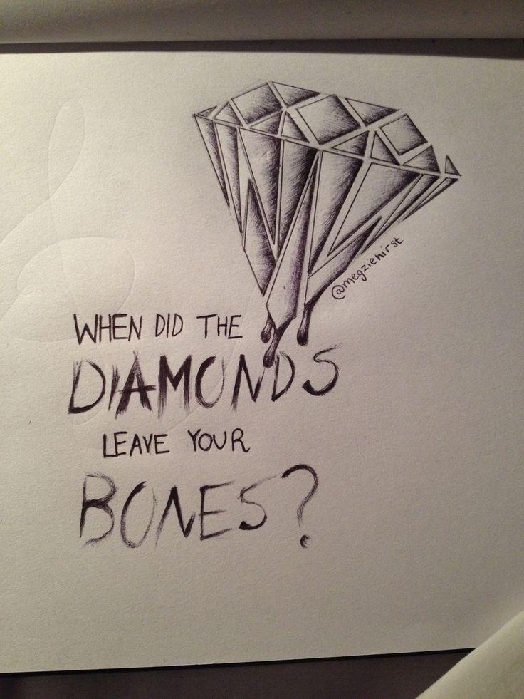 Drawn quote bring me the horizon For Sake Pinterest To ideas