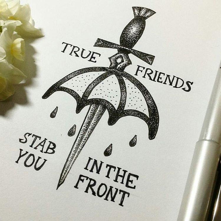 Drawn quote bring me the horizon Horizon's good Friend's making Horizon's