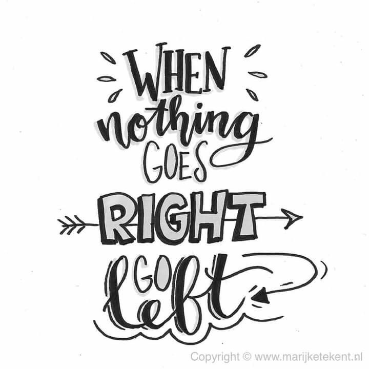Drawn quote calligraphy Quotes on Calligraphy Pinterest ideas