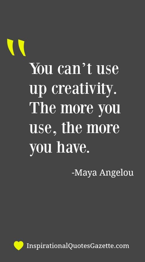 Drawn quote creative mind About Pinterest InspirationalQuotesGazette Inspirational at