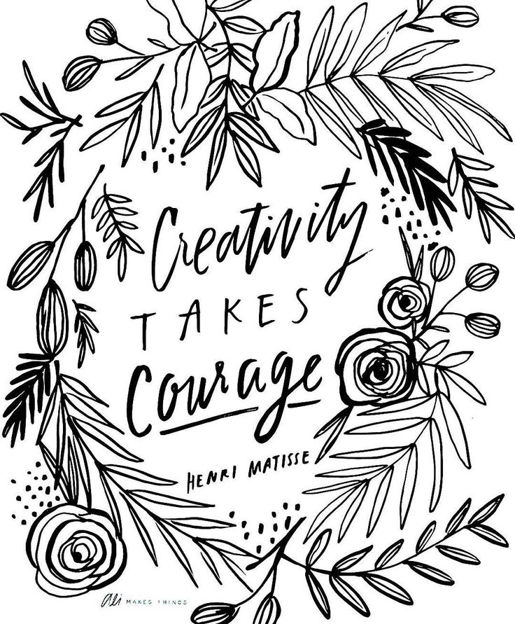 Drawn quote creative mind Find Best on Hand more