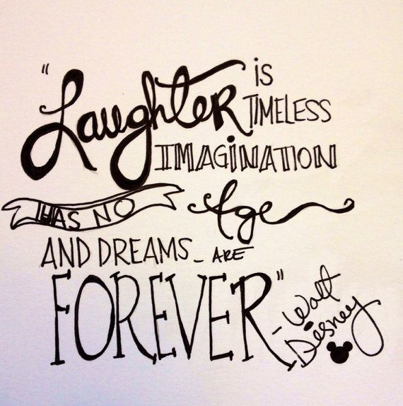 Drawn quote disney On kcrandalllettering on quotes 90