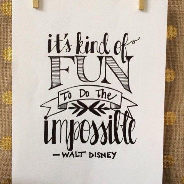Drawn quote disney Entrepreneur ideas Walt Pinterest 25+