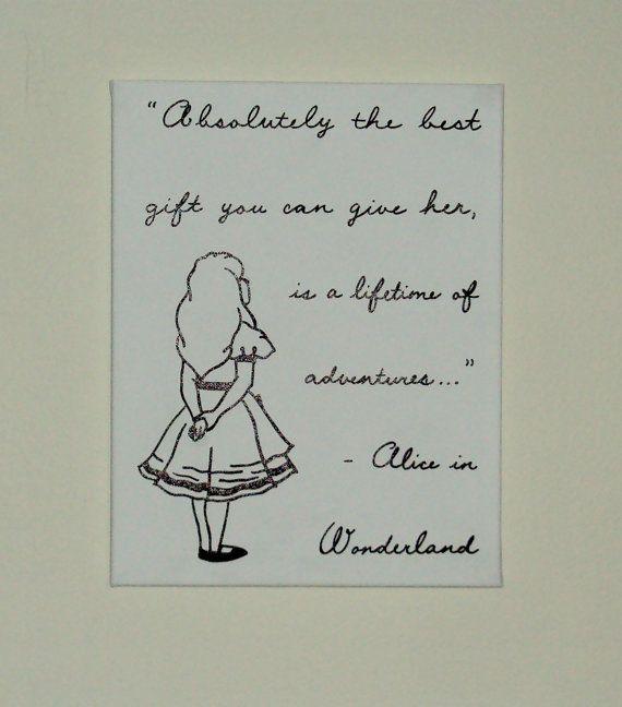 Drawn quote disney movie That Disney Painted Keepsake Wonderland