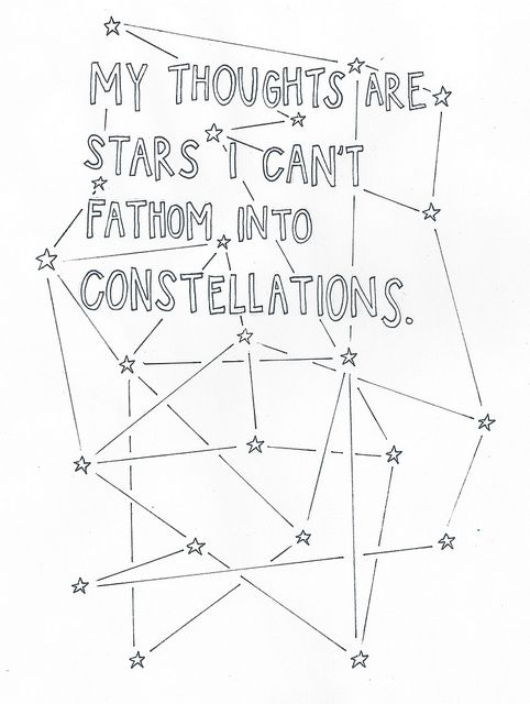 Drawn quote fault in our star Stars ideas  Heartbreak thoughts
