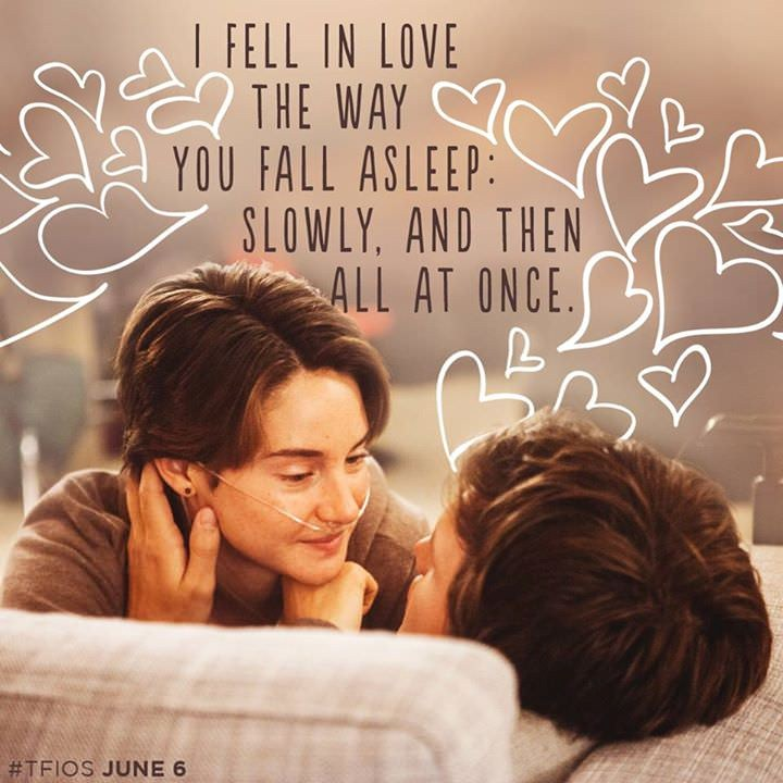 Drawn quote fault in our star In the The Drawn in