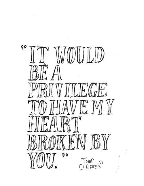 Drawn quote fault in our star Our Pinterest Fault stars images