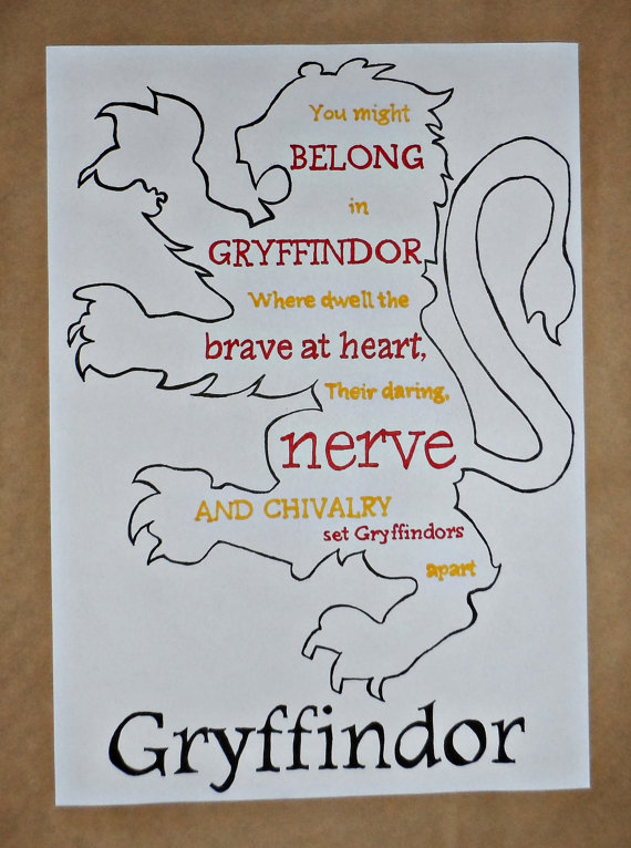 Drawn quote harry potter Potter QuotesGram Quotes us Harry