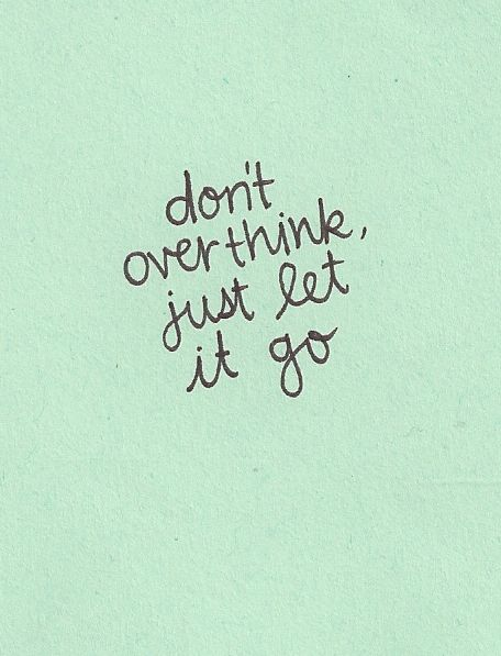 Drawn quote letting go This images and best Pinterest