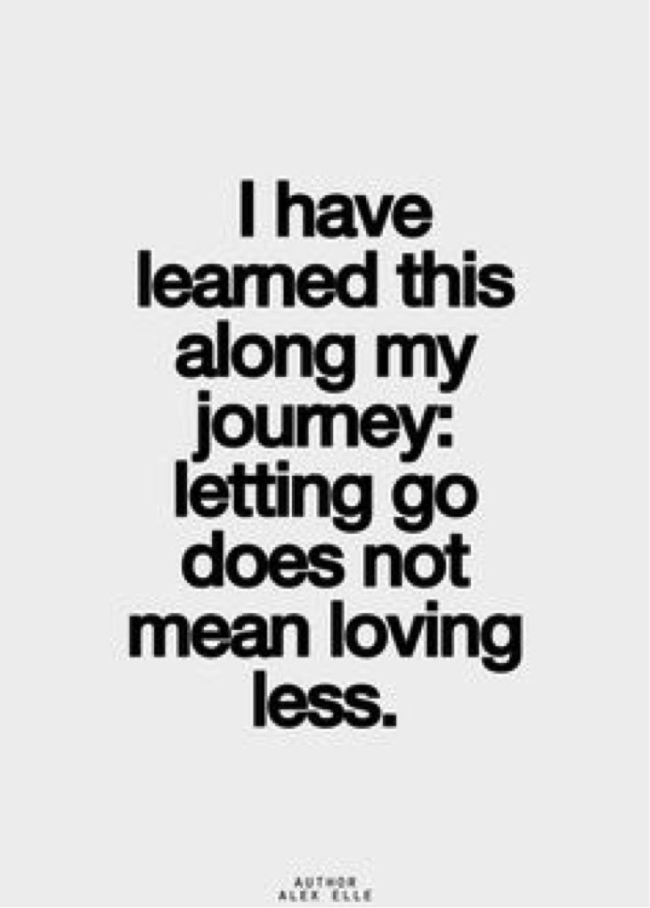 Drawn quote letting go Best At Pinterest 25+ peace