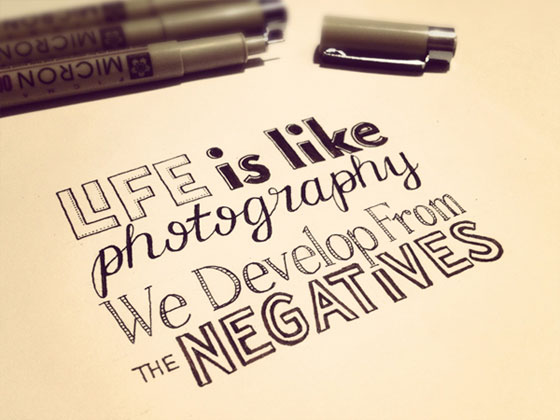 Drawn quote life Hand drawn quotes McCabe Quotes