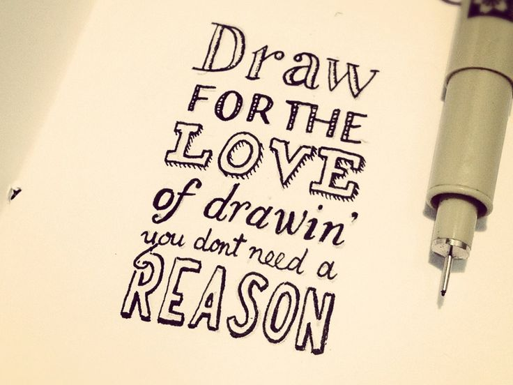 Drawn quote love Images for love draw best