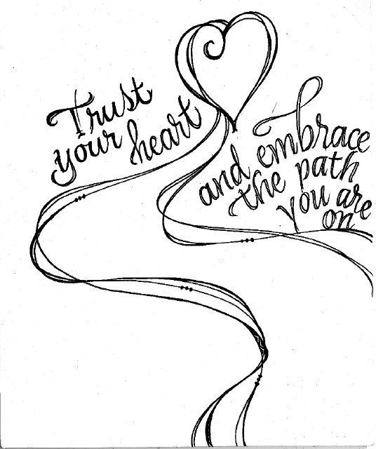 Drawn quote meaningful Lines flowing images 83 best