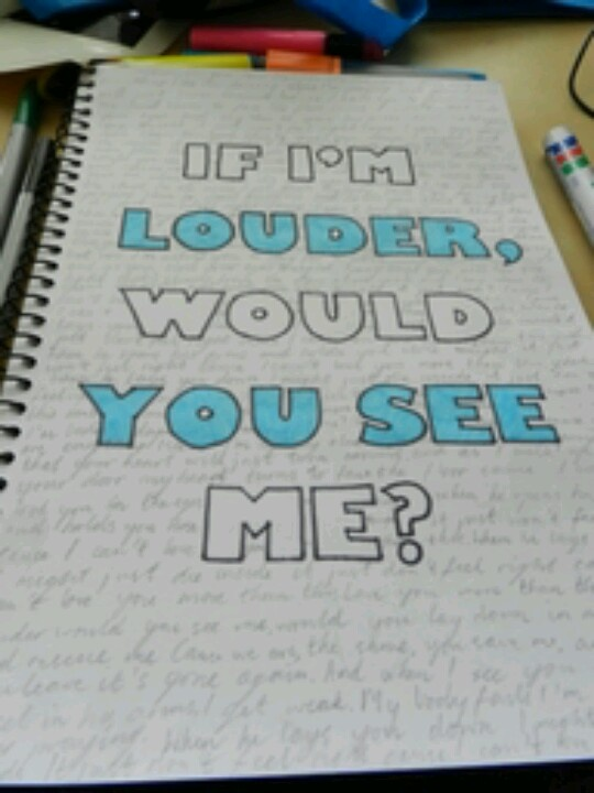 Drawn quote one direction song FOR Quote! art One MUST