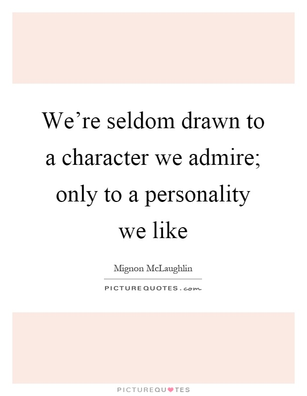 Drawn quote personality We Page Personality Personality Sayings