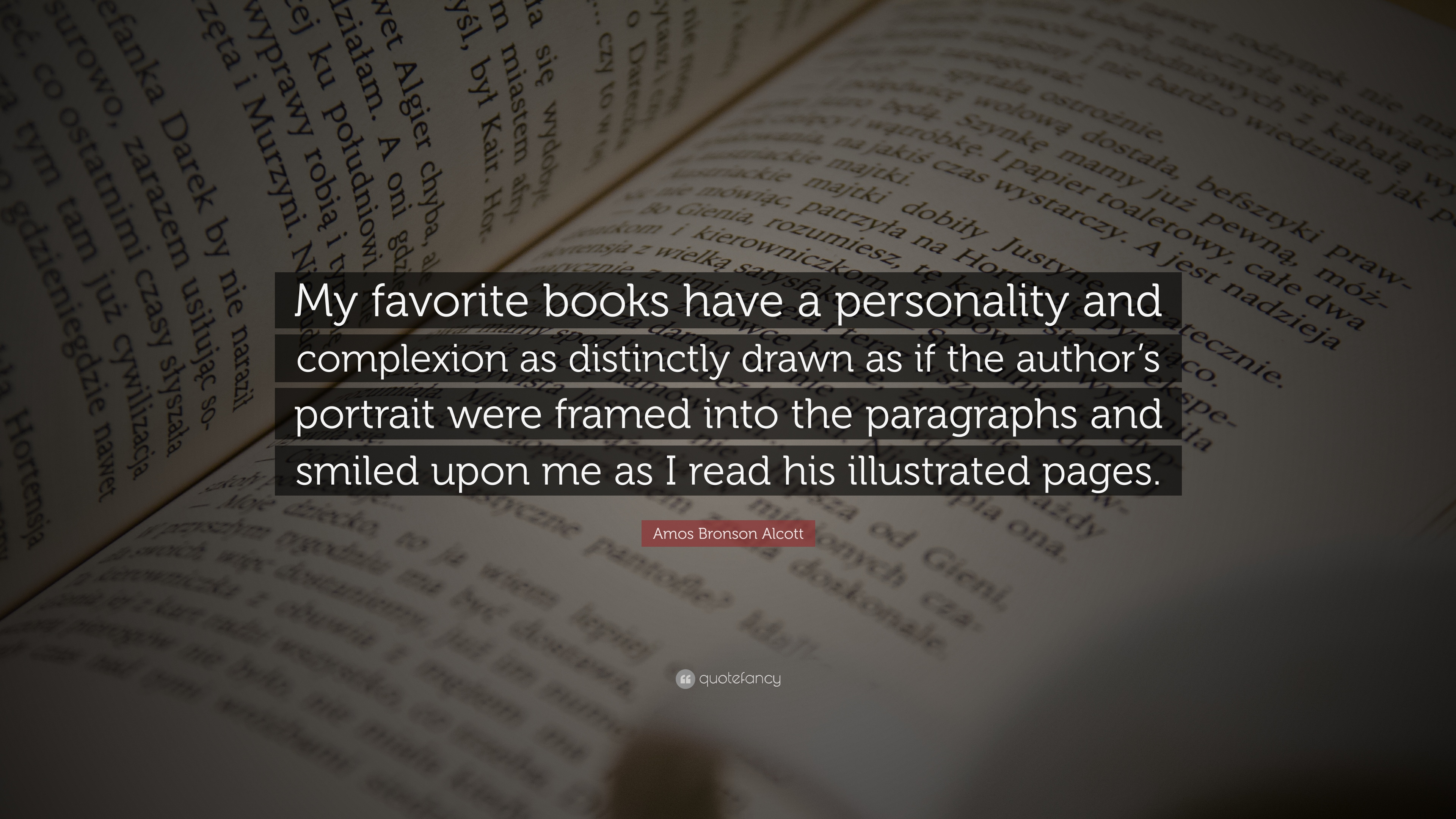 Drawn quote personality As books distinctly Quote: a