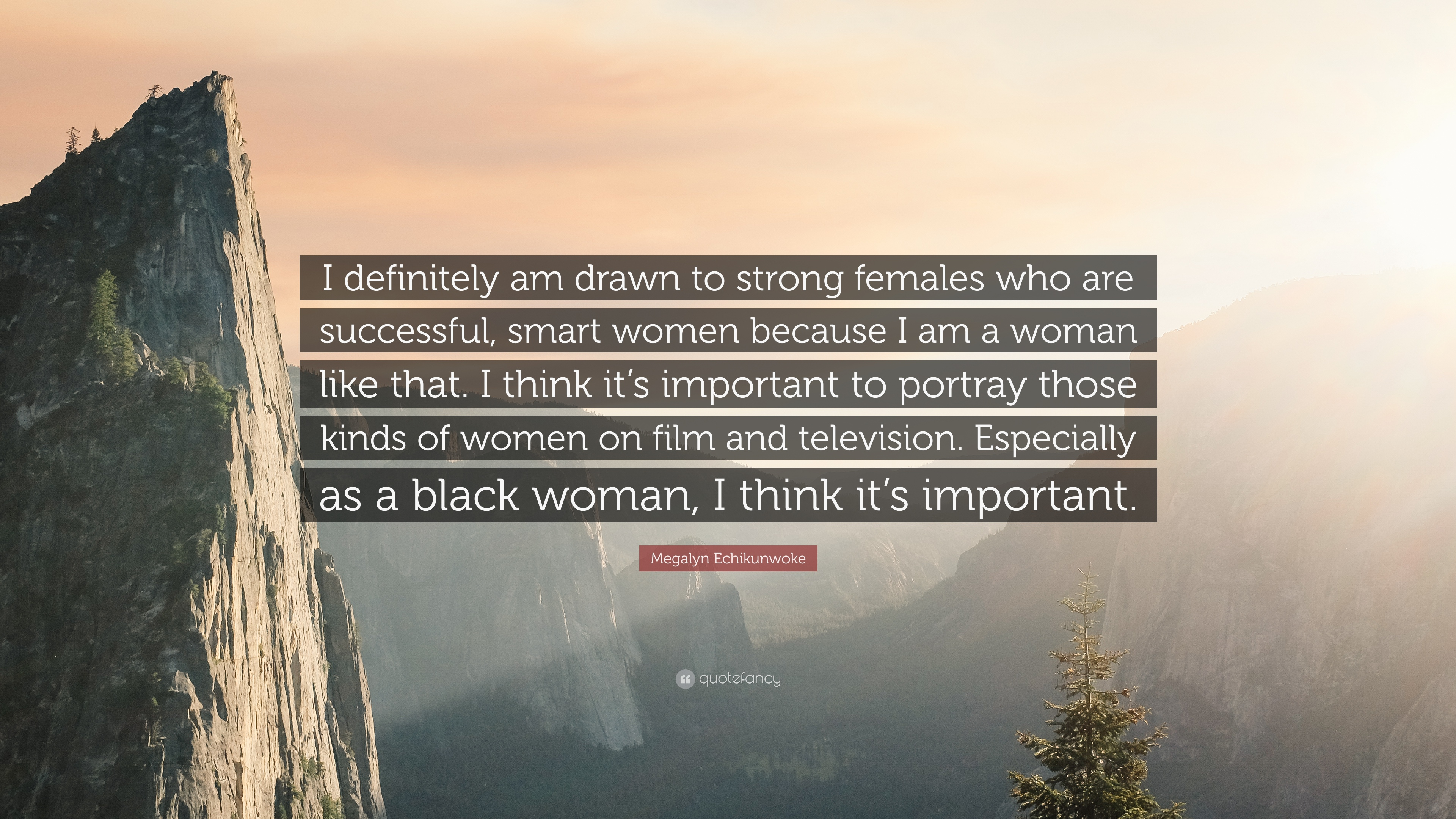 Drawn quote smart Megalyn females to Quote: am