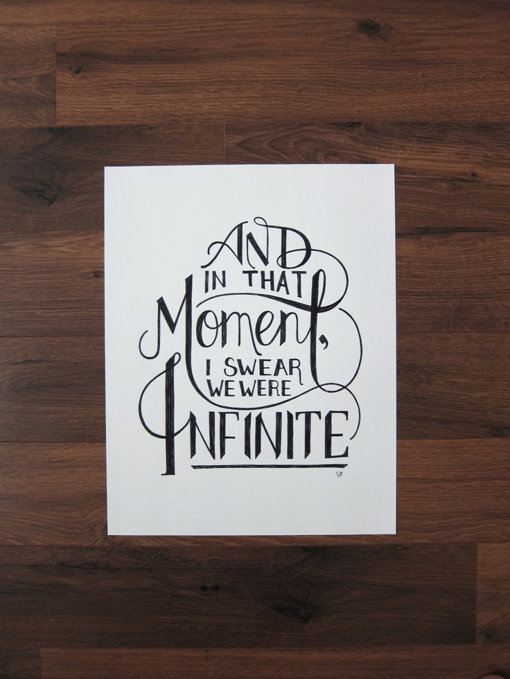 Drawn quote typography art And Director 25+ drawn type