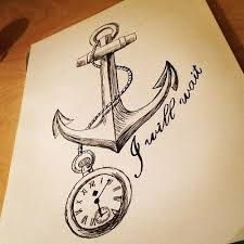 Drawn quoth anchor Draw on to a how