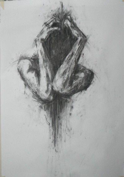 Drawn idea lonely #6