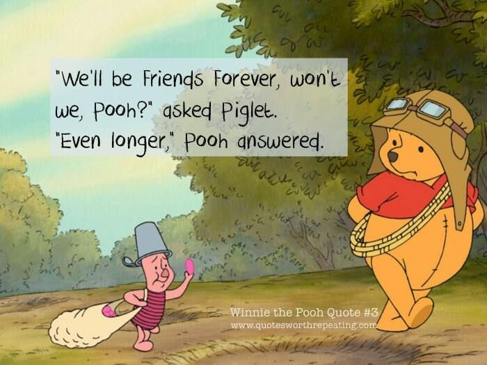 Drawn quoth best friend On quotes pooh on Pinterest