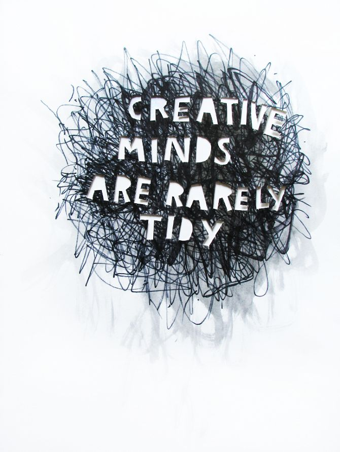 Drawn quote creative mind Siobhan about Creative images Minds