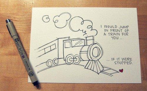 Drawn quote love Cute Quotes Advertisement QuotesGram Drawn