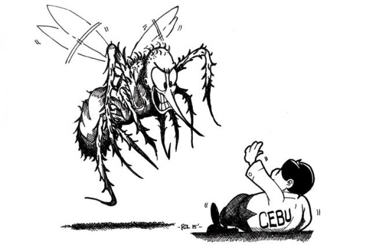 Drawn quoth dengue Editorial: That's what well Suba